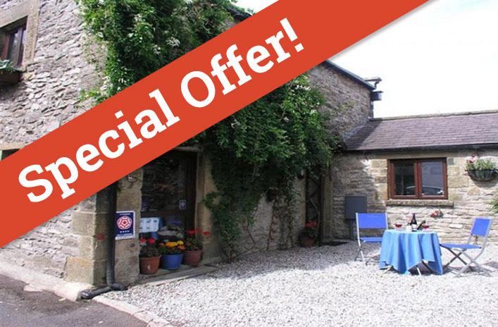 Peak District Holiday Cottage Special Offers, Curlew Cottage Offers, Peak District Holiday Windmill