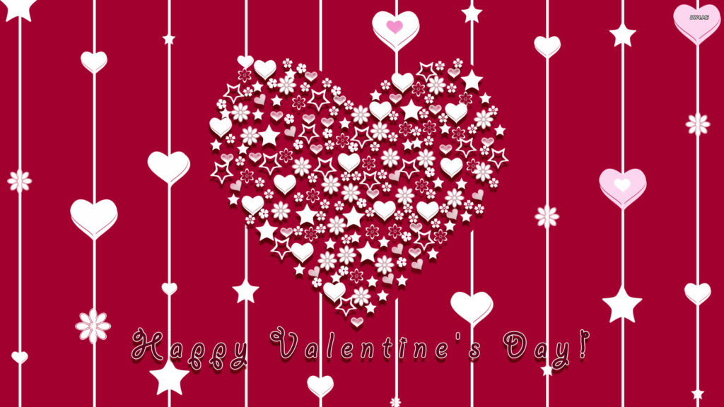 Valentines at Curlew Cottage