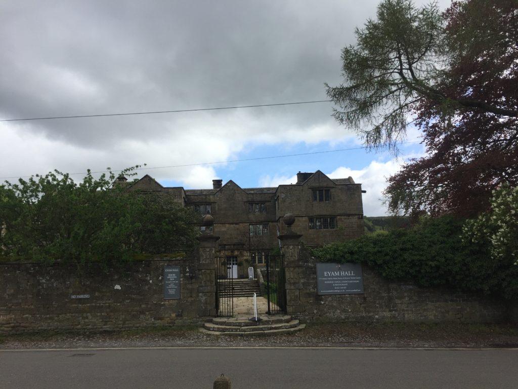 Eyam Hall Derbyshire