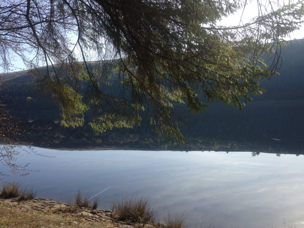 howden dam peak district